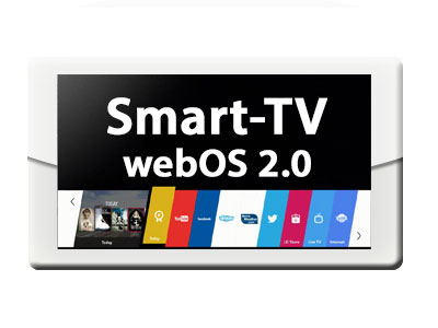 LG Smart TV webOS 2.0