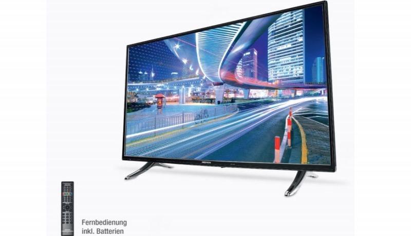 Aldi Nord Medion Life P15215 Im Angebot Fernseher Test 2019