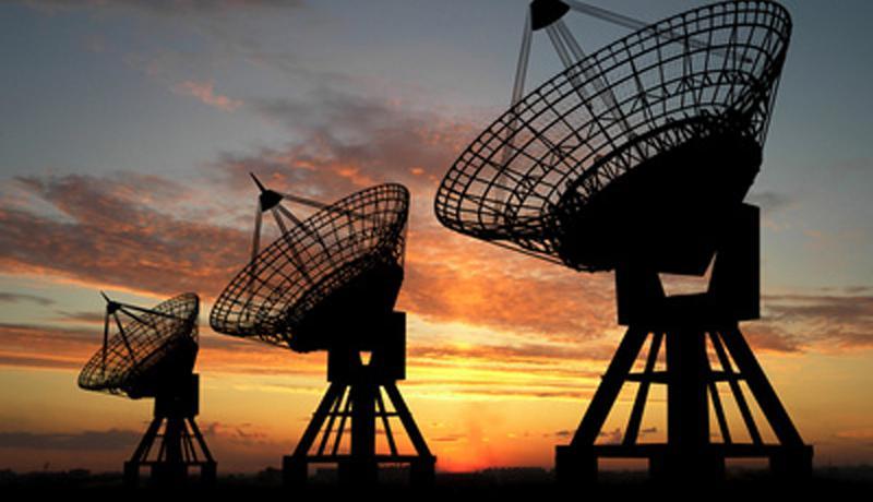 Parabol Antennen Fernsehen
