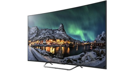 Sony Curved UHD TV im Angebot bei Amazon