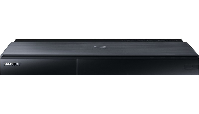 Samsung BD-J7500 3D Blu-ray Player (Ultra HD Upscaling, WLAN, Smart TV, HDMI, USB) schwarz [Energieklasse A]