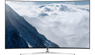 Samsung Wechselwochen -  Bis zu 1000 € Cashback bei Samsung SUHD TVs