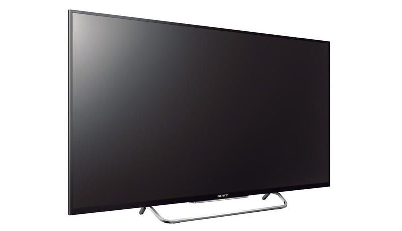 sony bravia kdl 50w805 50 zoll fernseher 2018. Black Bedroom Furniture Sets. Home Design Ideas