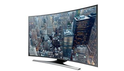 Samsung 40 Zoll Curved TV reduziert bei allyouneed.com