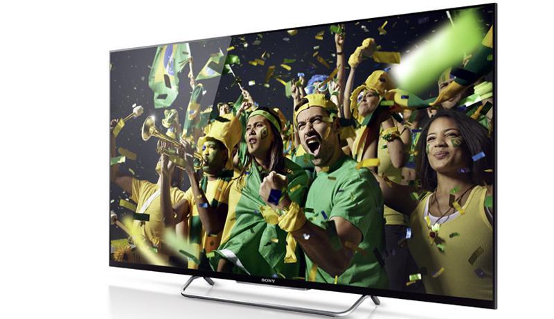 Sony BRAVIA KDL-50W805 126 cm (50 Zoll) 3D LED-Backlight-Fernseher