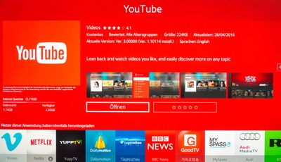 YouTube in HDR: Beste Bildqualität beim beliebten Streamer