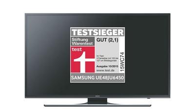 Samsung UE48JU6450 günstig bei Technikdirekt.de