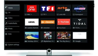 Loewe One: 55 Zoll 4K Fernseher im günstigen Preissegment
