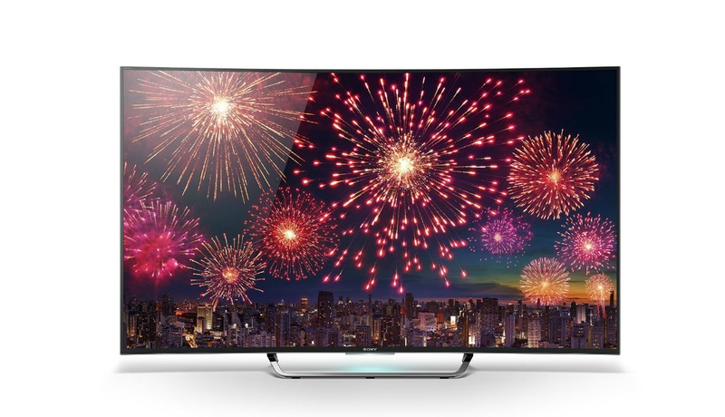 sony 65 zoll curved tv im amazon tv deal des tages. Black Bedroom Furniture Sets. Home Design Ideas