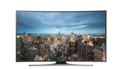 Samsung 4K Curved TV im TV Deal des Tages
