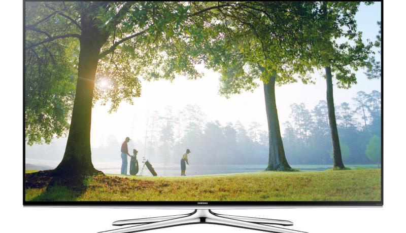 Samsung Fernseher Test: von 40 Zoll bis 60 Zoll