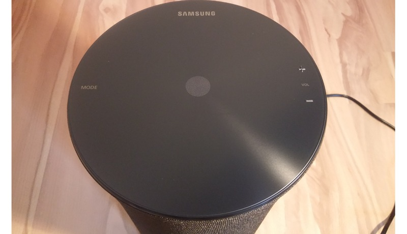 Samsung R5 WAM 5500 Wireless-Audio-Multiroom Lautsprecher