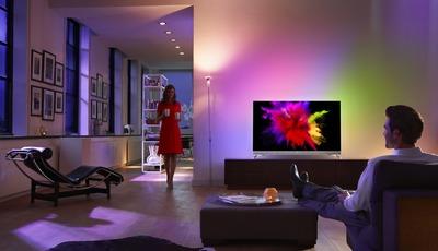 Neuer OLED Fernseher von Philips auf IFA vorgestellt