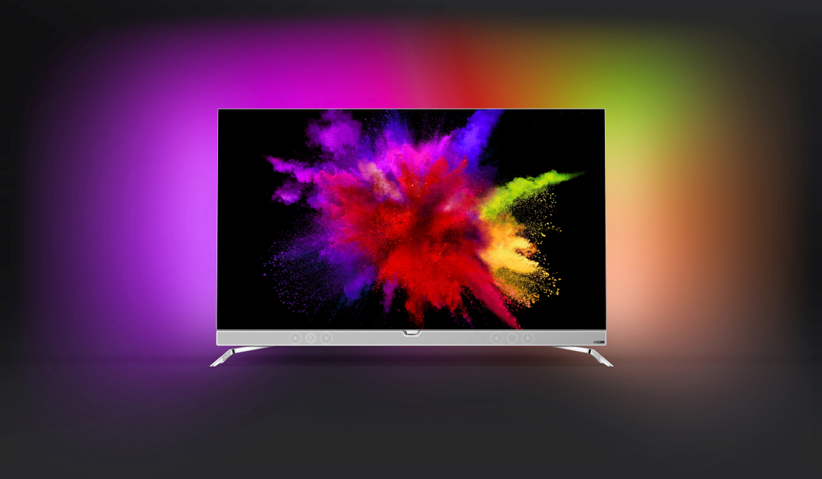 Philips OLED 55POS901 ambilight