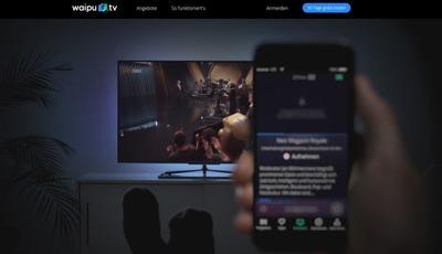 Revolutioniert Waipu.tv das Fernsehen?