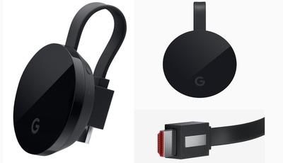 Streaming: Google Chromecast Ultra zur Bestellung freigegeben