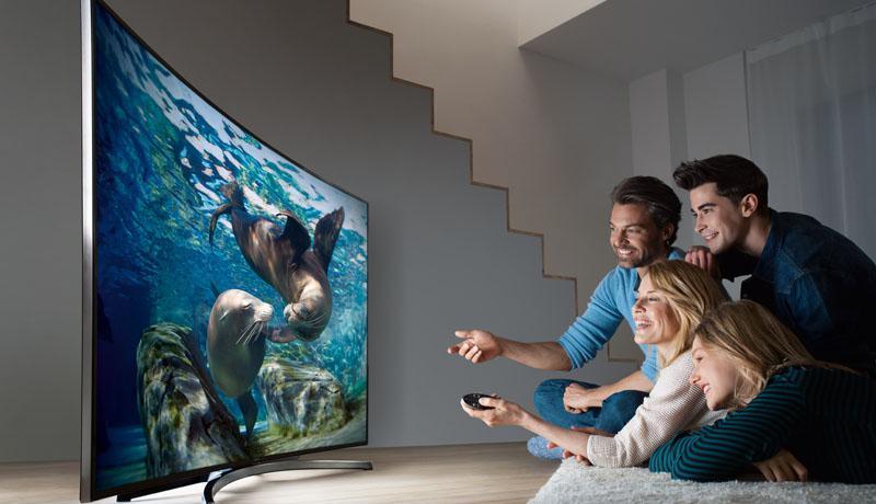Curved vor dem Aus: Krumme Fernseher ohne Nachfrage?