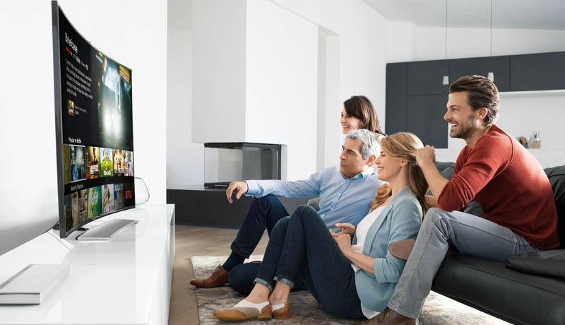 Samsungs neues Smart-TV: Kein Android - sondern Tizen