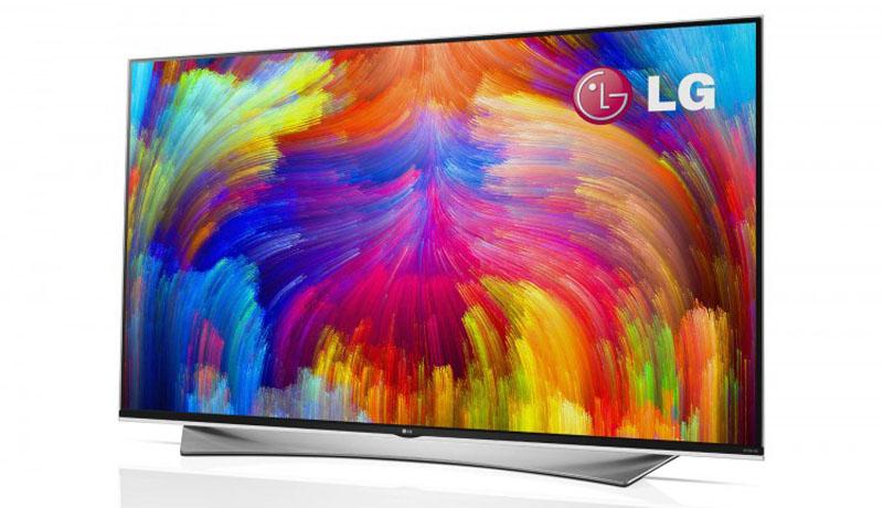 LG Quantum Dots Fernseher