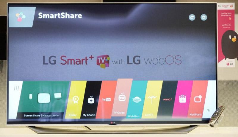 LG: Neues Betriebssystem für Smart TVs: WebOS 2.0