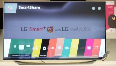 webOS 2.0: LG-Smart TVs der Zukunft