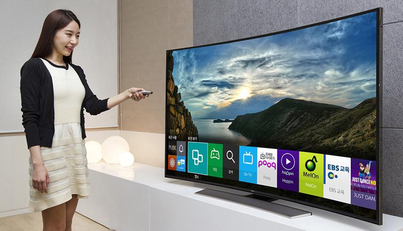 Samsung warnt vor Privatgesprächen vor Fernsehern