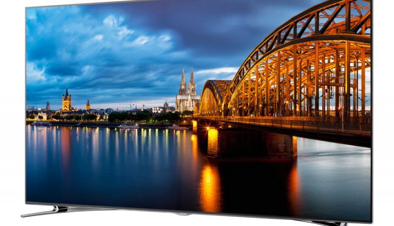 Samsung-UE40F8090SL 3D LED-Backlight-Fernseher