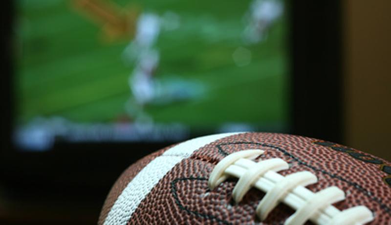 Superbowl 2015 vor dem heimischen Fernseher