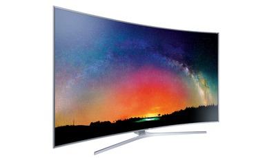 Schöne neue Welt: Samsung stellt seine neuen UHD-Fernseher (4K) für 2015 vor.