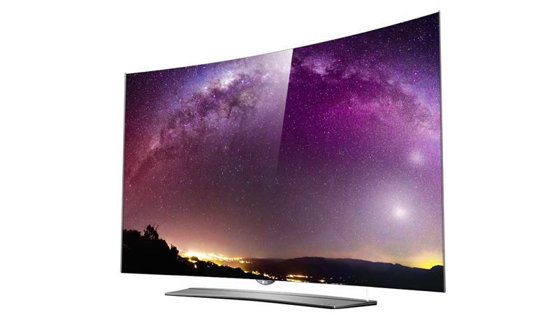LGs Fernseher 2015: Curved 4K OLED-TVs für ein beeindruckendes Fernseherlebnis