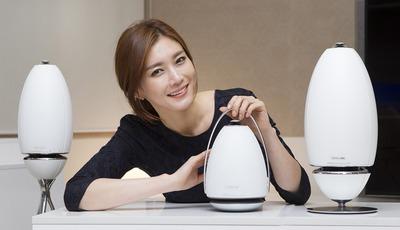 Samsungs neue Curved Soundbars und Multiroom-Lautsprecher