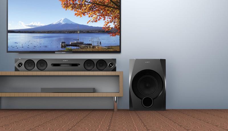 Fünf neue Sony Soundbars für einen satten Kinosound