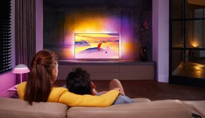 Die neuen Philips UHD- und Ambilight-Fernseher