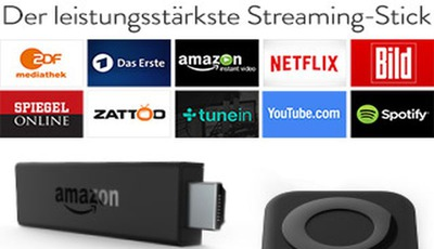 Amazon Schnäppchen: Fire TV Stick aktuell für nur 39 Euro