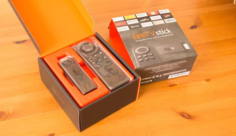 Unboxing Amazon-Fire-TV-Stick