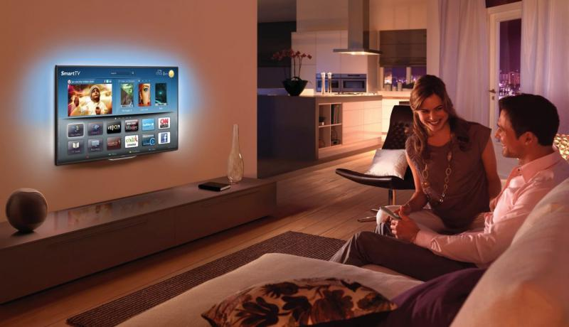 Philips 40PFL8007K Ambilight 3D LED-Backlight-Fernseher
