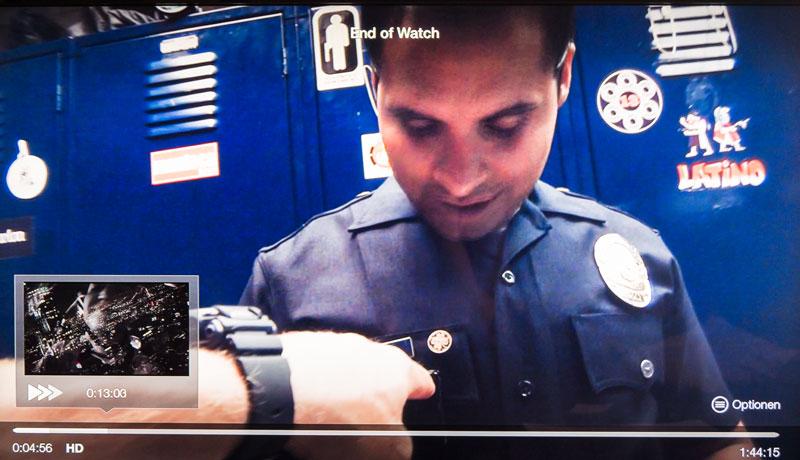FireTV Film abspielen