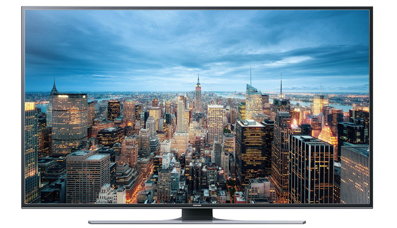 samsung ue55ju6450 im test 55 zoll fernseher tests 2015. Black Bedroom Furniture Sets. Home Design Ideas
