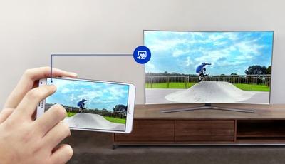 Samsung SUHD oder UHD TV Kauf: Geschenktes Smartphone
