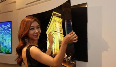 LG verschlankt seine OLED-TVs auf 0,97 Millimeter!