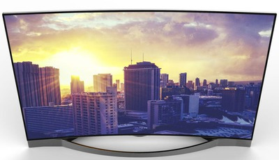 Curved-UHD-TV: Medion Life X18028 im Handel