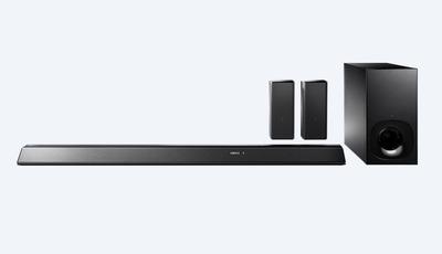 Sony HT-RT5 Soundbar ohne Kabel im Handel