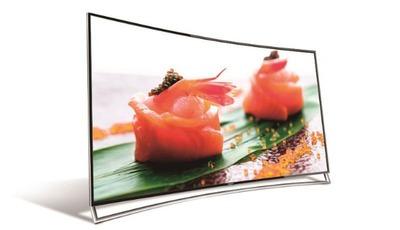 Curved Design: Hisense veröffentlicht ULED 2.0 4K UHD-TV