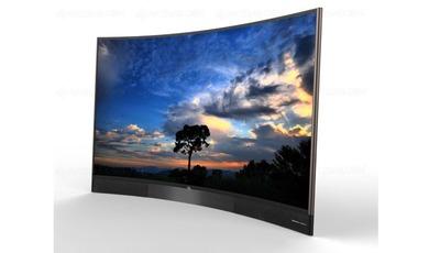 TCL kündigt 4K-UHD-Fernseher im Curved Design an!