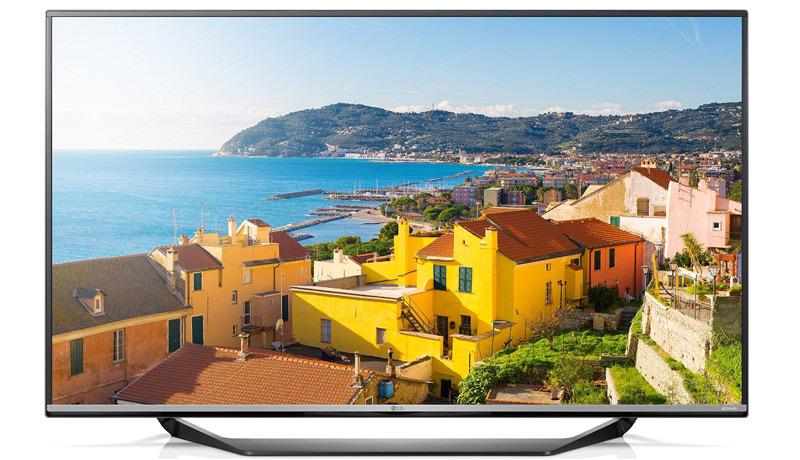 LG Electronics 43UF7709 Fernseher