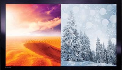 Fernseher für den Außenbereich: Seura Storm Ultra Bright