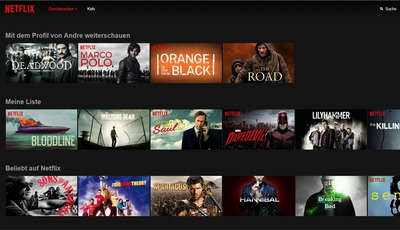 Die Netflix-Strategie: Künftig 50 Prozent Original-Inhalte