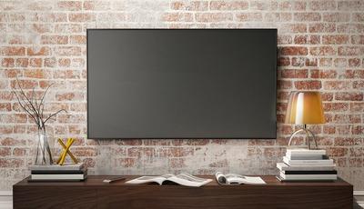 Montage der perfekten TV-Wandhalterung für den Flachbildfernseher