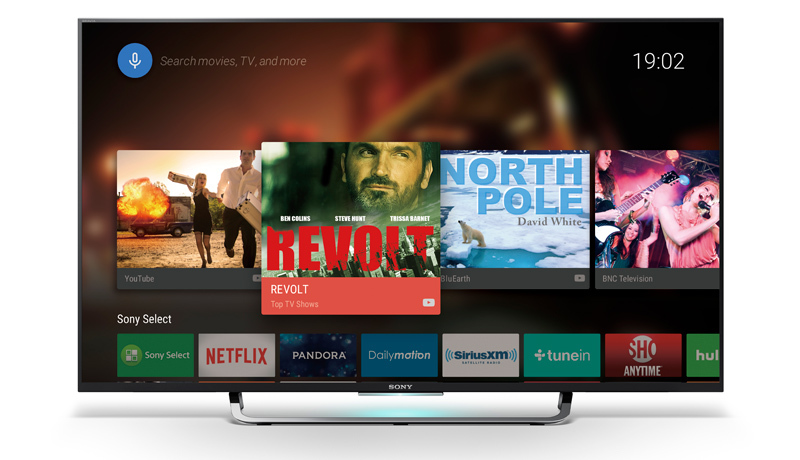 Sony Android TV Fernseher