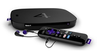 Aus Amerika: Ultra HD-Streaming Box Roku 4